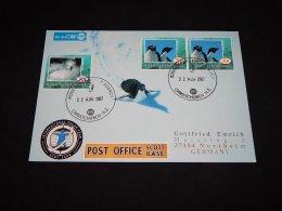 Ross Dependency 2007 Post Office Scott Base Card__(L-22201) - Ross Dependency (New Zealand)