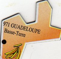 Magnets Magnet Le Gaulois Departement France 971 Guadeloupe - Tourism