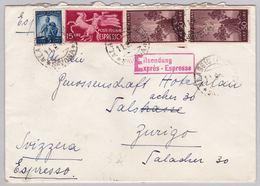 Brief In Die Schweiz (br5044) - 6. 1946-.. Republic