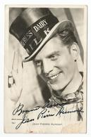 Autographe De Jean-Pierre AUMONT - Artisti