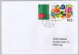 Brief Von Wattwil (br5046) - Switzerland