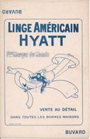 BUVARD -  Linge Américain HYATT - Textile & Clothing