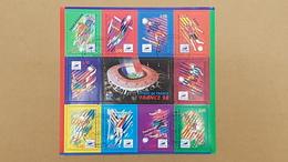 Bloc  N° 19 Avec Oblitération Cachet à Date De 1998  TTB - Afgestempeld