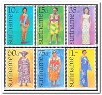 Suriname 1977, Postfris MNH, Costums - Suriname