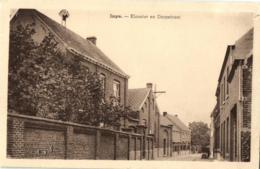 BELGIQUE - FLANDRE ORIENTALE - LEDE - IMPE - Klooster En Dorpstraat. - Lede