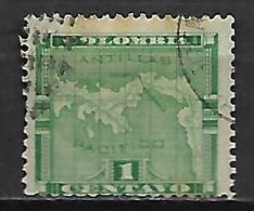 PANAMA   -   1892.  Y&T N°  11 Oblitéré - Panama