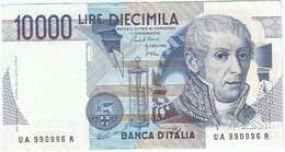 Italia - Italy 10.000 Lire 3-9-1984 Pick 112a Ref 1911 - [ 2] 1946-… : República