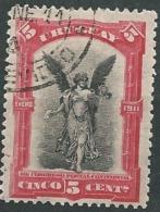 URUGUAY   Yvert N°   195 Oblitéré  -  Ava23906 - Uruguay
