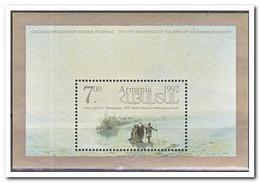 Armenië 1993, Postfris MNH, Iwan Ajwasowskij - Armenië