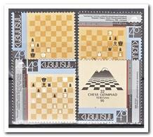 Armenië 1996, Postfris MNH, Chess Olympiad - Armenië