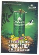 CANNABIS ENERGY DRINK - Plantes Médicinales