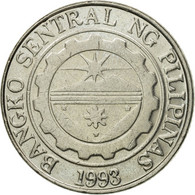 Monnaie, Philippines, Piso, 2002, SUP, Copper-nickel, KM:269 - Philippines