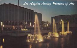 Postcard Los Angeles County Museum Of Art My Ref  B12438 - Los Angeles