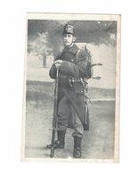 SOLDAT DE L ARMEE BELGE EN TENU DE COMBAT - Personnages