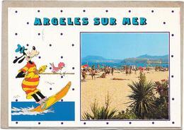 ARGELES SUR MER - 66 - MULTI-VUES Couleur - SAL** - - Argeles Sur Mer