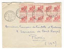 6980 - UN SEUL BUT LA VICTOIRE - Algeria (1924-1962)