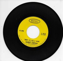 """Bobby Vinton 45t. SP USA """" There! I've Said It Again"""" - Other - English Music"""