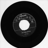 """Carl Perkins 45t. SP HOLLANDE """"pink Pedal Pushers"""" - Other - English Music"""