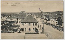 Ohrdruf Truppenlager  French Prisoner 1915 Cachets . Prisonnier Français Vers Paris 12 Rue De Reuilly - Allemagne