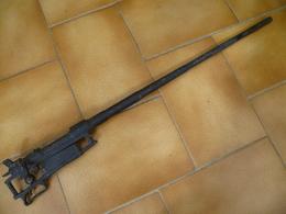 Carcasse Carabine 98 ALLEMANDE Avant 1870 - Armas De Colección