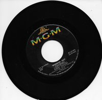 """Johnny Tillotson 45t. SP USA """"worried Guy"""" - Other - English Music"""
