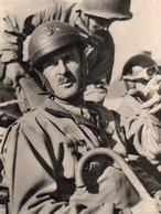 88Sv   Grande Photo (22.5cm X 17cm) Du Géneral Leclerc - Guerra 1939-45
