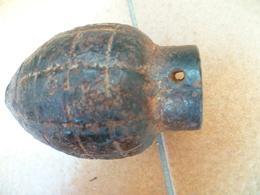 CARCASSE Grenade Citron - Armes Neutralisées