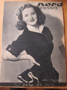 1948  LINE RENAUD  Armentieres  A Retrouvé Ses Souvenirs D Enfance - Vieux Papiers