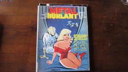 METAL HURLANT  N°89 - Métal Hurlant