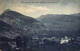 BOURG St MAURICE  Vue Panoramique SEEZ Et Le Petit St Bernard  RV - Bourg Saint Maurice