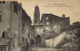 LE PUY ( Hte Loire) Le Déminaire Et La Montée De La Vierge RV - Le Puy En Velay