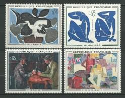 FRANCE: **, N°1319 à 1322, Série, TB - Frankreich