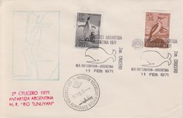 Argentina 1971 2° Crucero Antartida Argentina M.R. Rio Tunuyan Ca 11 Feb 1971 (40343) - Other