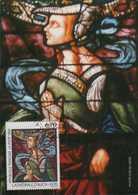 N° 3254 Vitrail Auch - Maximumkarten