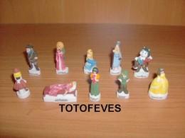 SERIE COMPLETE IL ETAIS UNE FOIS ... DE 10 FEVES N°382 - Other