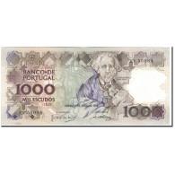 Billet, Portugal, 1000 Escudos, 1986-06-12, KM:181b, SUP - Portugal