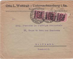 LSC - KLINGENTHAL / 26.9.23 - Marcophilie (Lettres)