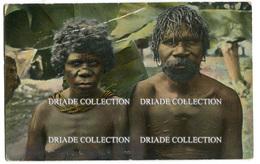 CARTOLINA ABORIGENI QUEENSLAND AUSTRALIA - Aborigeni