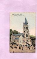 Carte Postale - VINAY - D38 - La Nouvelle Eglise - Vinay