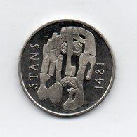 Svizzera - 1981 - 5 Franchi Commemorativi - STANS - (MW1456) - Schweiz