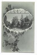 BUON NATALE - ANNO 1919 VIAGGIATA FP - Other