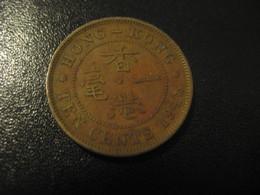 10 Cents 1948 HONG KONG George VI Coin - Hong Kong