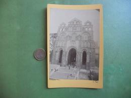 PHOTO CDV  HAUTE LOIRE LE PUY  CATHEDRALE SUPERBE - Anciennes (Av. 1900)