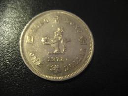 1 One Dollar 1978 HONG KONG QEII Coin China Chine GB Area - Hong Kong