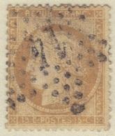 Etoile 14 Sur Cérès N°59 - Marcophilie (Timbres Détachés)