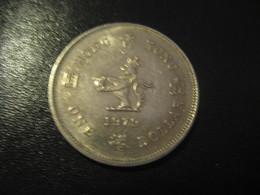 1 One Dollar 1979 HONG KONG QEII Coin China Chine GB Area - Hong Kong