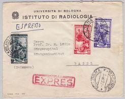 Brief In Die Schweiz (br5053) - 6. 1946-.. Republic