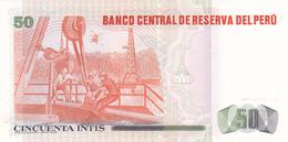 Peru - 50 Intis 3 Apr 1985 - UNC - Pérou