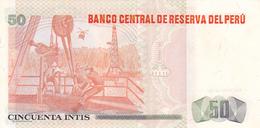Peru - 50 Intis 6 March 1986 - UNC - Pérou