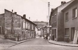MOYEUVRE GRANDE-RUE FABERT-CARTOLINA VERA FOTOGRAFIA-VIAGGIATA IL 27-5-1953 - Autres Communes